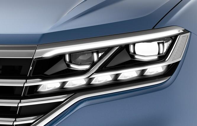 Volkswagen Touareg 2019 chính thức trình làng, to hơn, nhẹ hơn và đầy ắp công nghệ ảnh 23