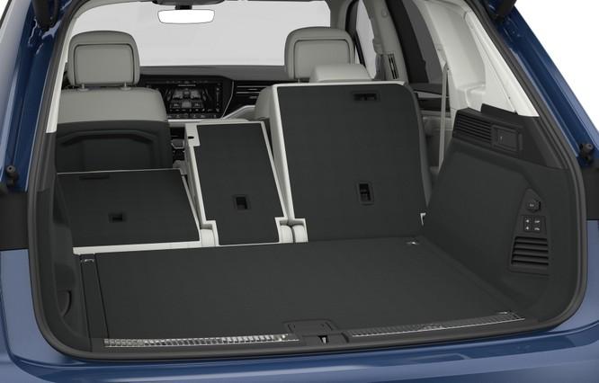 Volkswagen Touareg 2019 chính thức trình làng, to hơn, nhẹ hơn và đầy ắp công nghệ ảnh 24