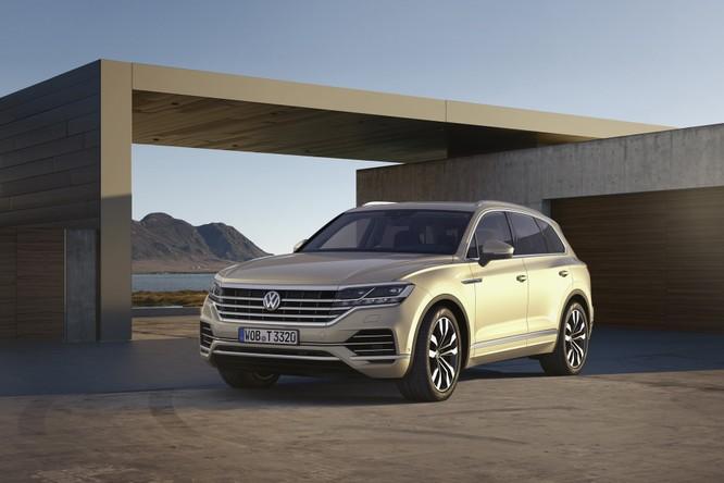 Volkswagen Touareg 2019 chính thức trình làng, to hơn, nhẹ hơn và đầy ắp công nghệ ảnh 6