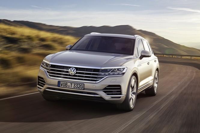 Volkswagen Touareg 2019 chính thức trình làng, to hơn, nhẹ hơn và đầy ắp công nghệ ảnh 8