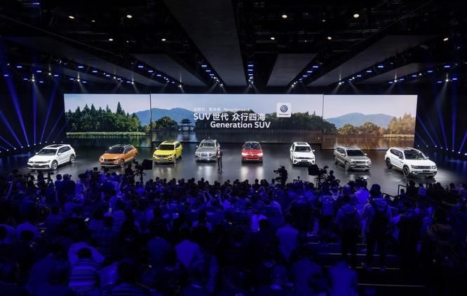 Volkswagen Touareg 2019 chính thức trình làng, to hơn, nhẹ hơn và đầy ắp công nghệ ảnh 4