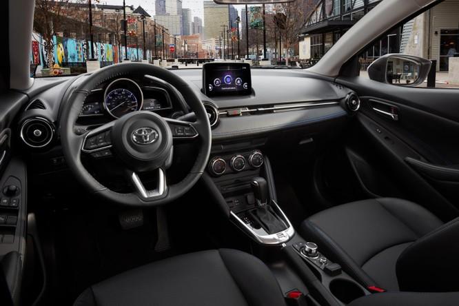 Có gì mới trên Toyota Yaris sedan 2019? ảnh 2