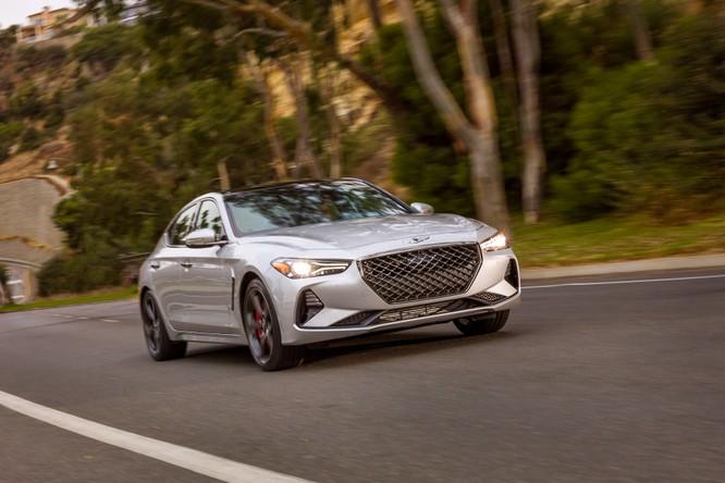 Genesis G70 2019: Đối đầu trực tiếp với BMW 3-Series ảnh 4