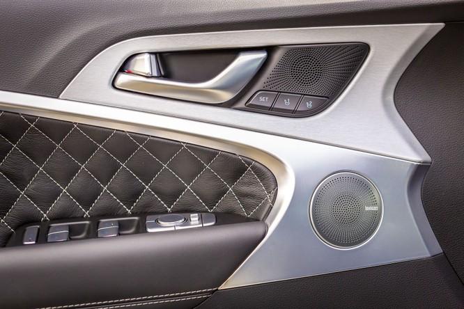 Genesis G70 2019: Đối đầu trực tiếp với BMW 3-Series ảnh 12