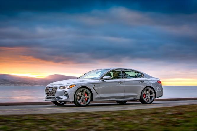 Genesis G70 2019: Đối đầu trực tiếp với BMW 3-Series ảnh 7