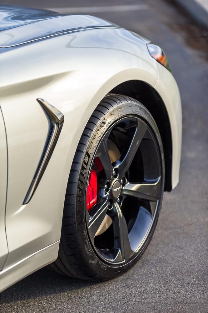 Genesis G70 2019: Đối đầu trực tiếp với BMW 3-Series ảnh 17