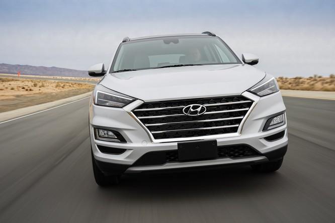 Hyundai Tucson 2019: Không còn động cơ 1.6 Turbo ảnh 7