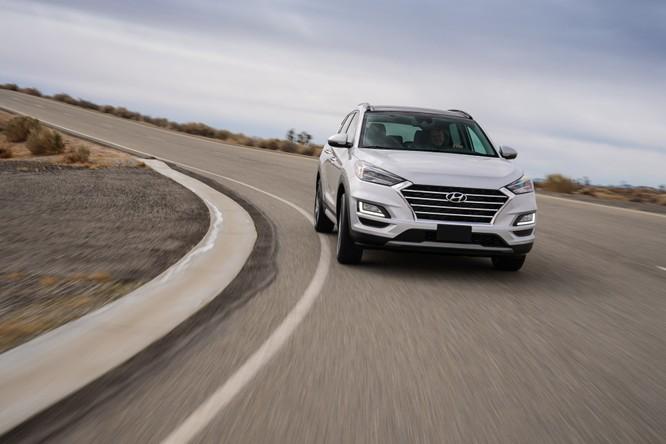 Hyundai Tucson 2019: Không còn động cơ 1.6 Turbo ảnh 8