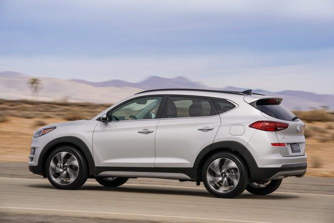 Hyundai Tucson 2019: Không còn động cơ 1.6 Turbo ảnh 9