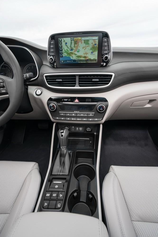 Hyundai Tucson 2019: Không còn động cơ 1.6 Turbo ảnh 3