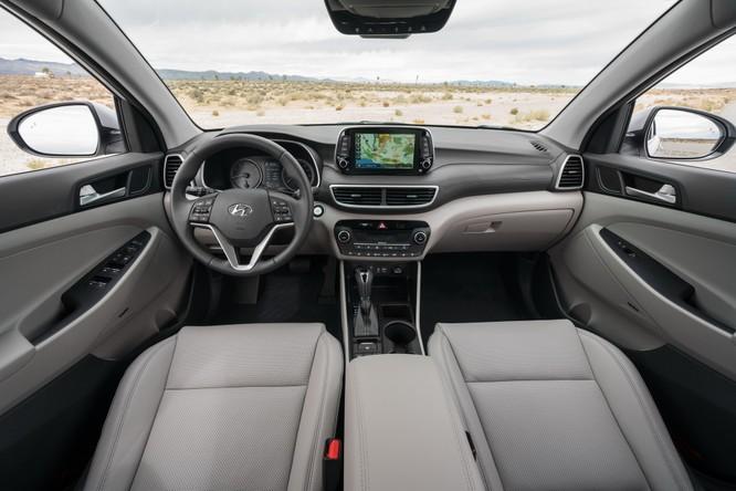 Hyundai Tucson 2019: Không còn động cơ 1.6 Turbo ảnh 2