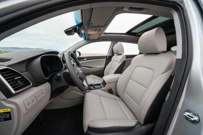 Hyundai Tucson 2019: Không còn động cơ 1.6 Turbo ảnh 4