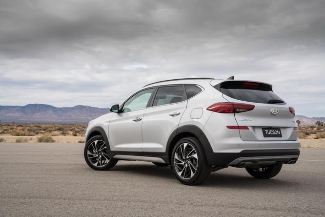 Hyundai Tucson 2019: Không còn động cơ 1.6 Turbo ảnh 1