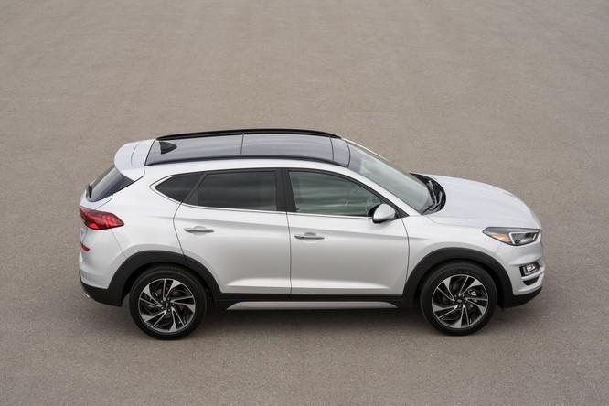 Hyundai Tucson 2019: Không còn động cơ 1.6 Turbo ảnh 5