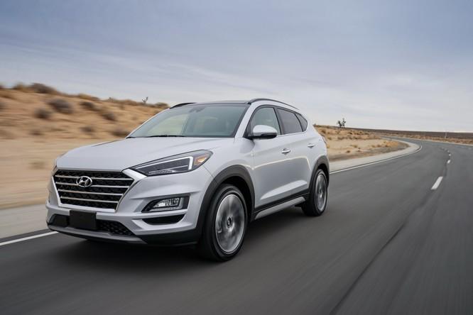 Hyundai Tucson 2019: Không còn động cơ 1.6 Turbo ảnh 6