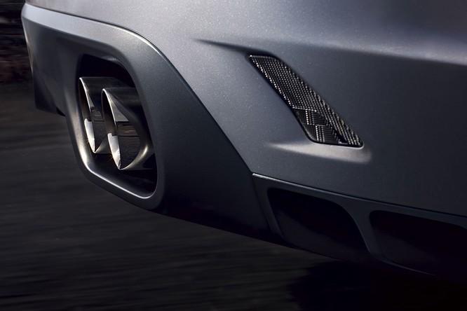 Jaguar trình làng F-PACE SVR, thách thức Porsche Cayenne S ảnh 6