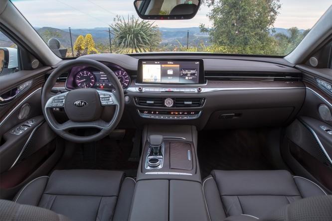 Có gì mới trên Kia K900 2019? ảnh 2