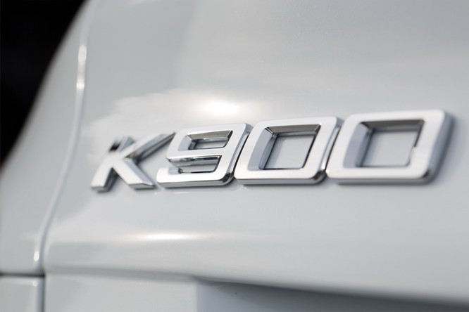 Có gì mới trên Kia K900 2019? ảnh 8