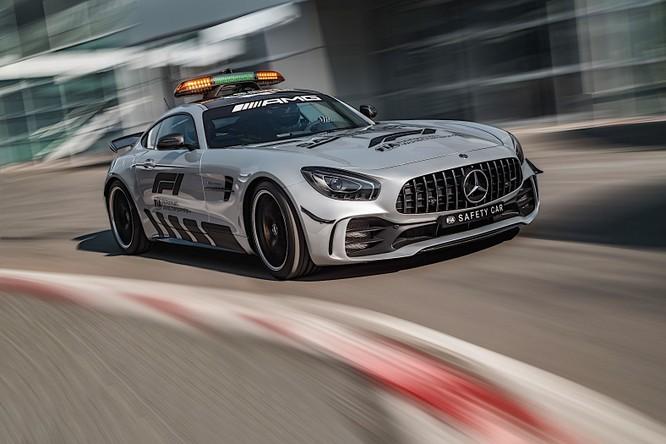 Chiếc Safety Car trong giải đua F1 đã ra đời như thế nào? ảnh 7