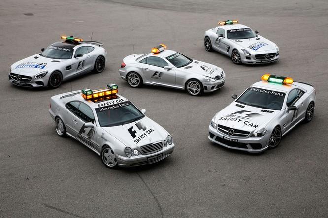 Chiếc Safety Car trong giải đua F1 đã ra đời như thế nào? ảnh 6