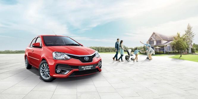 Thị phần dần bị thu hẹp, Toyota nhờ cậy vào Suzuki ảnh 2