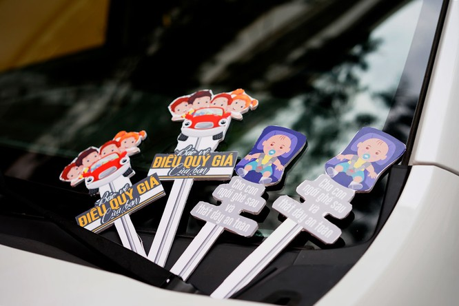 GM Việt Nam phát động chiến dịch an toàn cho trẻ em ngồi trong ô tô ảnh 5