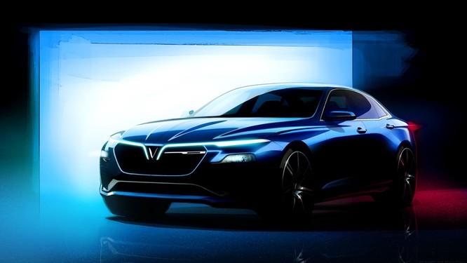"""Thiết kế xe VinFast sẽ không bị """"đụng hàng"""" tại châu Âu ảnh 1"""