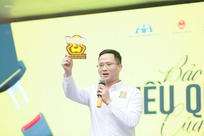 GM Việt Nam phát động chiến dịch an toàn cho trẻ em ngồi trong ô tô ảnh 14