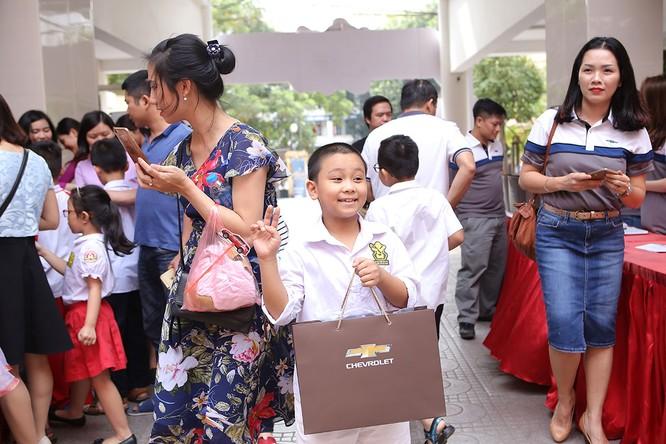 GM Việt Nam phát động chiến dịch an toàn cho trẻ em ngồi trong ô tô ảnh 6