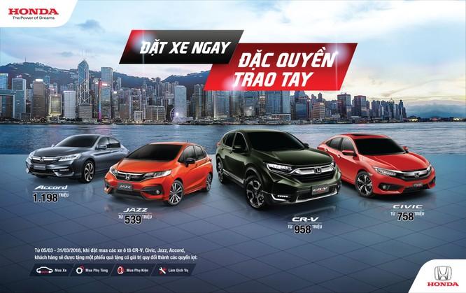 Dân chưa kịp mừng, Honda Việt Nam lại tăng giá bán xe ảnh 1