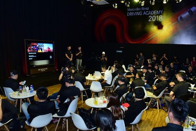 Mercedes-Benz Việt Nam tự tin sẽ tiếp tục dẫn đầu thị phần xe sang ảnh 1