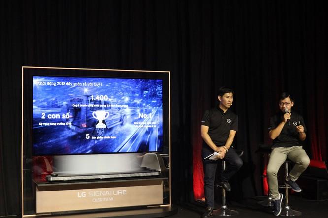 Mercedes-Benz Việt Nam tự tin sẽ tiếp tục dẫn đầu thị phần xe sang ảnh 3