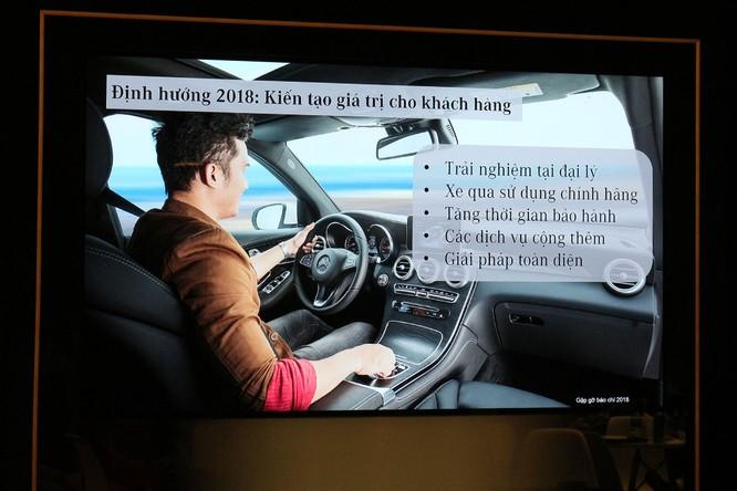 Mercedes-Benz Việt Nam tự tin sẽ tiếp tục dẫn đầu thị phần xe sang ảnh 2