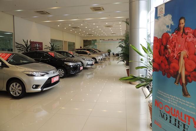 6 tháng đầu năm 2018, Toyota Việt Nam vẫn kinh doanh tốt dù thì trường đầy biến động ảnh 3