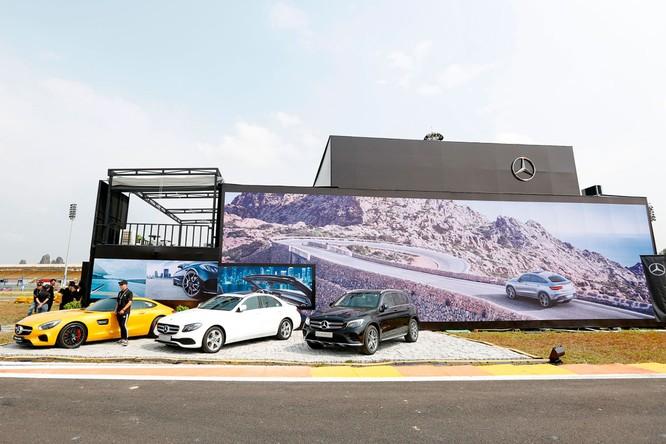 Học viện lái xe an toàn Mercedes-Benz 2018 có gì mới? ảnh 8