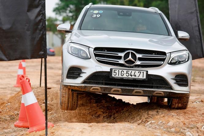 Học viện lái xe an toàn Mercedes-Benz 2018 có gì mới? ảnh 11