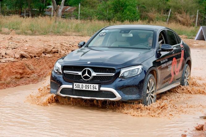 Học viện lái xe an toàn Mercedes-Benz 2018 có gì mới? ảnh 4
