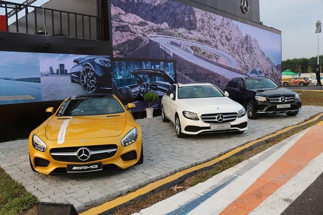 Học viện lái xe an toàn Mercedes-Benz 2018 có gì mới? ảnh 19