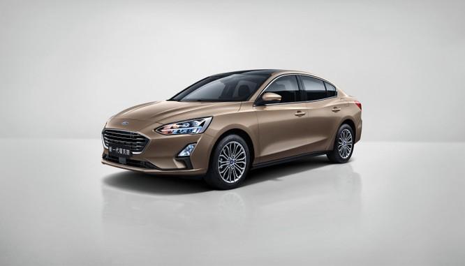 Ford Focus 2019 chính thức trình làng, giá chỉ hơn 350 triệu đồng ảnh 1