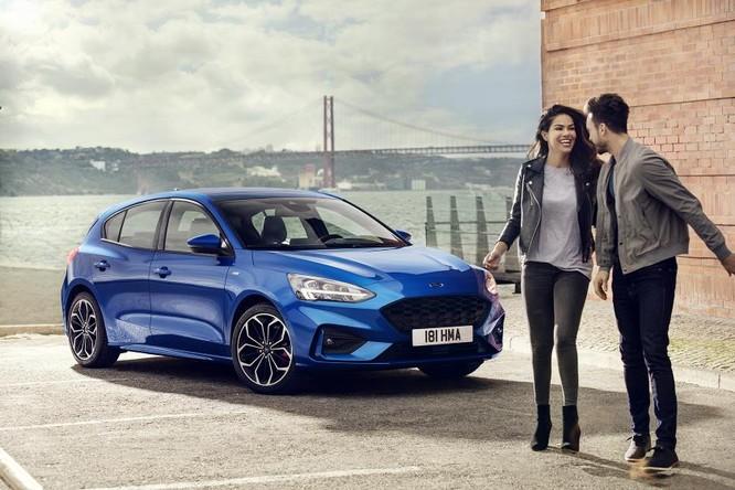 Ford Focus 2019 chính thức trình làng, giá chỉ hơn 350 triệu đồng ảnh 6
