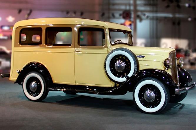 Nhìn lại lịch sử hình thành dòng SUV của Chevrolet ảnh 2