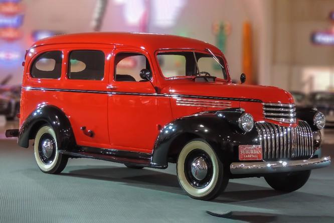 Nhìn lại lịch sử hình thành dòng SUV của Chevrolet ảnh 8
