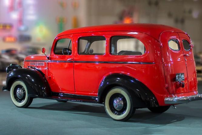 Nhìn lại lịch sử hình thành dòng SUV của Chevrolet ảnh 9