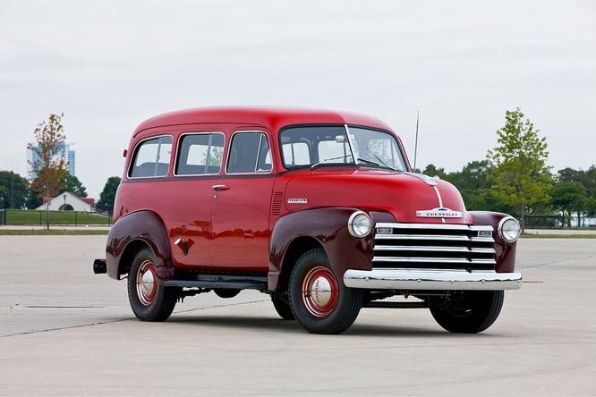 Nhìn lại lịch sử hình thành dòng SUV của Chevrolet ảnh 10