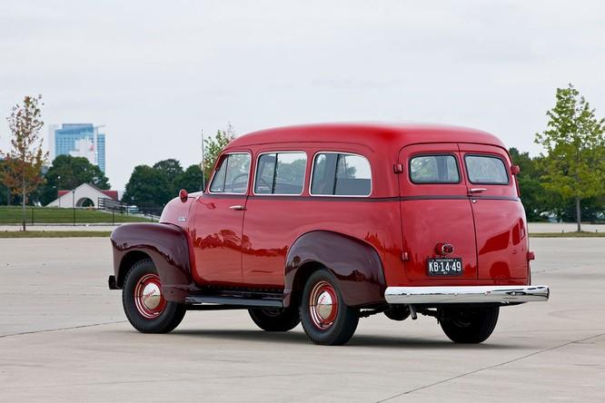 Nhìn lại lịch sử hình thành dòng SUV của Chevrolet ảnh 11