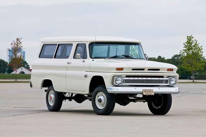 Nhìn lại lịch sử hình thành dòng SUV của Chevrolet ảnh 12