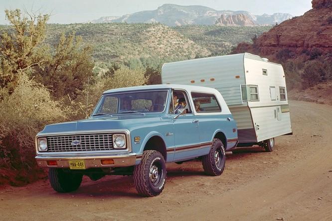 Nhìn lại lịch sử hình thành dòng SUV của Chevrolet ảnh 3