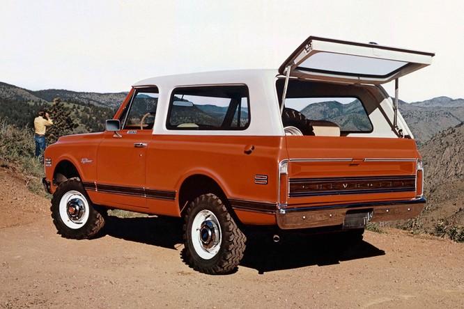 Nhìn lại lịch sử hình thành dòng SUV của Chevrolet ảnh 5