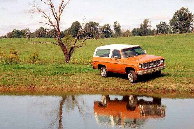 Nhìn lại lịch sử hình thành dòng SUV của Chevrolet ảnh 15