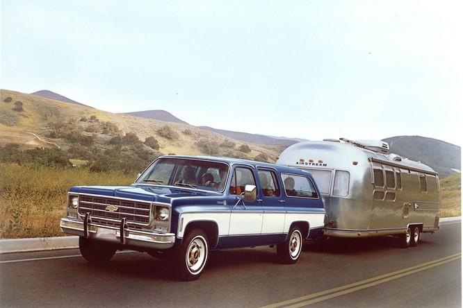Nhìn lại lịch sử hình thành dòng SUV của Chevrolet ảnh 16